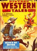 Fifteen Western Tales (1942-1955 Popular) Pulp Vol. 28 #2