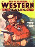 Fifteen Western Tales (1942-1955 Popular) Pulp Vol. 28 #4