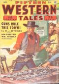 Fifteen Western Tales (1942-1955 Popular) Pulp Vol. 29 #1