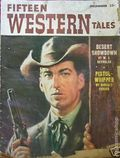 Fifteen Western Tales (1942-1955 Popular) Pulp Vol. 29 #3