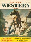Fifteen Western Tales (1942-1955 Popular) Pulp Vol. 30 #1