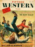 Fifteen Western Tales (1942-1955 Popular) Pulp Vol. 30 #3
