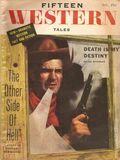 Fifteen Western Tales (1942-1955 Popular) Pulp Vol. 30 #4