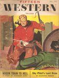 Fifteen Western Tales (1942-1955 Popular) Pulp Vol. 31 #1