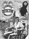 Scientific Detective Monthly (1929-1930 Stellar Publications) Pulp Vol. A #1