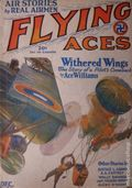 Flying Aces (1928-1943 Magazine Publishers, Inc.) Pulp Vol. 1 #4