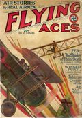 Flying Aces (1928-1943 Magazine Publishers, Inc.) Pulp Vol. 2 #2