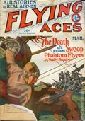 Flying Aces (1928-1943 Magazine Publishers, Inc.) Pulp Vol. 2 #3