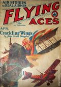 Flying Aces (1928-1943 Magazine Publishers, Inc.) Pulp Vol. 2 #4