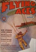 Flying Aces (1928-1943 Magazine Publishers, Inc.) Pulp Vol. 4 #4