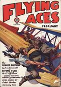 Flying Aces (1928-1945 Magazine Publishers, Inc.) Pulp Vol. 5 #1