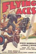 Flying Aces (1928-1943 Magazine Publishers, Inc.) Pulp Vol. 5 #2