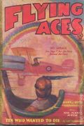 Flying Aces (1928-1943 Magazine Publishers, Inc.) Pulp Vol. 6 #7