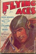 Flying Aces (1928-1943 Magazine Publishers, Inc.) Pulp Vol. 9 #1