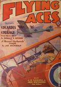 Flying Aces (1928-1943 Magazine Publishers, Inc.) Pulp Vol. 9 #4