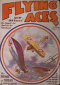 Flying Aces (1928-1943 Magazine Publishers, Inc.) Pulp Vol. 9 #6