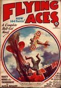 Flying Aces (1928-1943 Magazine Publishers, Inc.) Pulp Vol. 9 #7