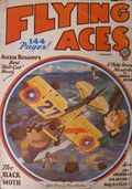 Flying Aces (1928-1943 Magazine Publishers, Inc.) Pulp Vol. 9 #8