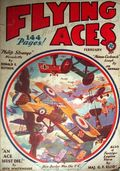 Flying Aces (1928-1943 Magazine Publishers, Inc.) Pulp Vol. 9 #9