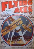 Flying Aces (1928-1943 Magazine Publishers, Inc.) Pulp Vol. 11 #3