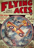 Flying Aces (1928-1943 Magazine Publishers, Inc.) Pulp Vol. 13 #1