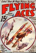 Flying Aces (1928-1943 Magazine Publishers, Inc.) Pulp Vol. 14 #1