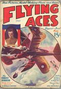 Flying Aces (1928-1943 Magazine Publishers, Inc.) Pulp Vol. 15 #1