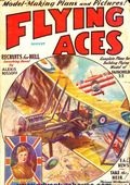 Flying Aces (1928-1943 Magazine Publishers, Inc.) Pulp Vol. 15 #2