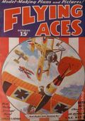 Flying Aces (1928-1943 Magazine Publishers, Inc.) Pulp Vol. 15 #4