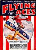 Flying Aces (1928-1943 Magazine Publishers, Inc.) Pulp Vol. 16 #1