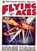 Flying Aces (1928-1943 Magazine Publishers, Inc.) Pulp Vol. 16 #4