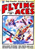 Flying Aces (1928-1943 Magazine Publishers, Inc.) Pulp Vol. 17 #1