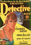 Amazing Detective Stories (1931 Fiction Publications) Pulp Vol. 2 #1