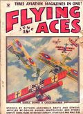 Flying Aces (1928-1943 Magazine Publishers, Inc.) Pulp Vol. 17 #3
