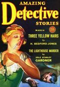 Amazing Detective Stories (1931 Fiction Publications) Pulp Vol. 2 #2