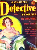 Amazing Detective Stories (1931 Fiction Publications) Pulp Vol. 2 #3