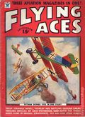 Flying Aces (1928-1943 Magazine Publishers, Inc.) Pulp Vol. 18 #2