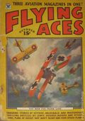 Flying Aces (1928-1943 Magazine Publishers, Inc.) Pulp Vol. 18 #3
