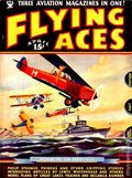 Flying Aces (1928-1943 Magazine Publishers, Inc.) Pulp Vol. 20 #1