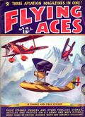 Flying Aces (1928-1943 Magazine Publishers, Inc.) Pulp Vol. 20 #2