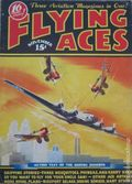 Flying Aces (1928-1943 Magazine Publishers, Inc.) Pulp Vol. 21 #4