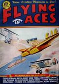 Flying Aces (1928-1943 Magazine Publishers, Inc.) Pulp Vol. 22 #1