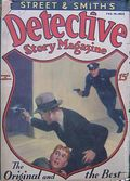 Detective Story Magazine (1915-1949 Street & Smith) Pulp 1st Series Vol. 140 #2