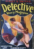 Detective Story Magazine (1915-1949 Street & Smith) Pulp 1st Series Vol. 141 #2