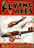 Flying Aces (1928-1943 Magazine Publishers, Inc.) Pulp Vol. 22 #2
