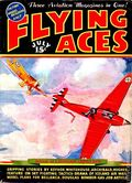 Flying Aces (1928-1943 Magazine Publishers, Inc.) Pulp Vol. 23 #4