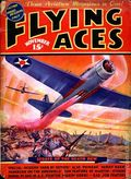 Flying Aces (1928-1943 Magazine Publishers, Inc.) Pulp Vol. 24 #4