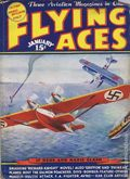 Flying Aces (1928-1943 Magazine Publishers, Inc.) Pulp Vol. 25 #2