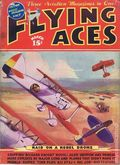 Flying Aces (1928-1943 Magazine Publishers, Inc.) Pulp Vol. 25 #4
