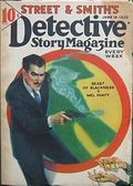Detective Story Magazine (1915-1949 Street & Smith) Pulp 1st Series Vol. 136 #6